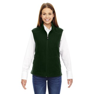 Voyage Women's Forest Green 630 Fleece Vest