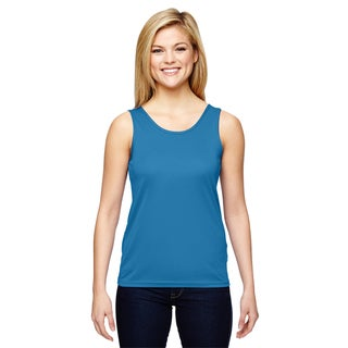 Women's Columbia Blue Training Tank