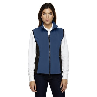 Three-Layer Women's Regata Blue 815 Light Bonded Performance Soft Shell Vest