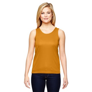 Women's Gold Training Tank