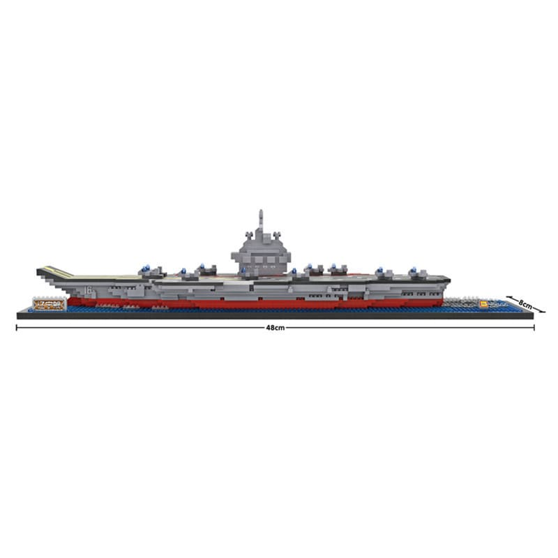Cisco Wange Liaoning Chinese Aircraft Carrier Building-bl...