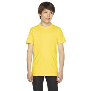 Fine Boys' Jersey Short-Sleeve Sunshine T-Shirt