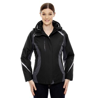 Height 3-In-1 Women's With Insulated Liner Black 703 Jacket
