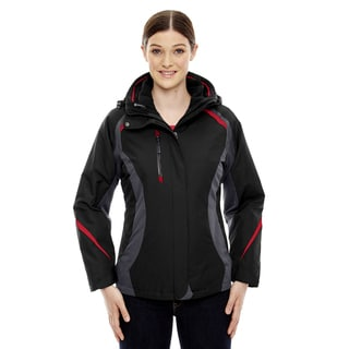 Height 3-In-1 Women's With Insulated Liner Black/Classic Red 874 Jacket