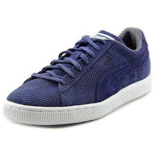 Puma Women's 'Classic Lo Winterized' Regular Suede Athletic Shoes