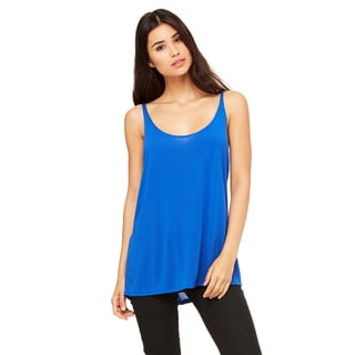 Slouchy Women's Royal Tank True
