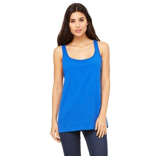 Women's Relaxed Jersey True Royal Tank