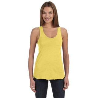Meegs Women's Racerback Eco True Sun Tank