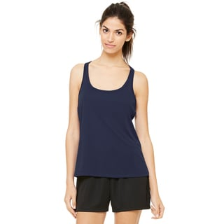 Performance Women's Racerback Sport Dark Navy Tank