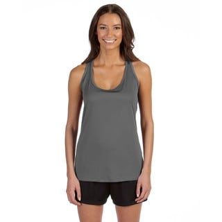 Performance Women's Racerback Sport Graphite Tank