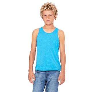 Jersey Boys' Neon Blue Tank