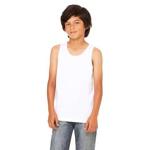 Jersey Boys' White Tank