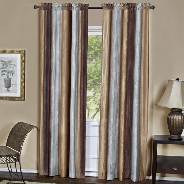Shop Achim Ombre Single Curtain Panel Free Shipping On