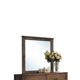 Merrilee Oak Mirror