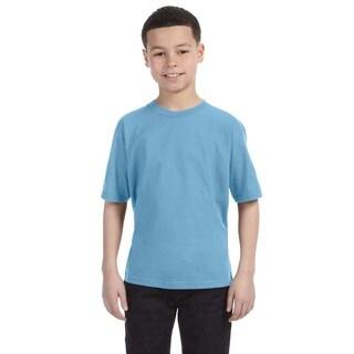 Lightweight Boys' Light Blue T-Shirt