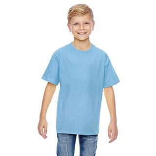 Nano-T Boys' Light Blue T-Shirt