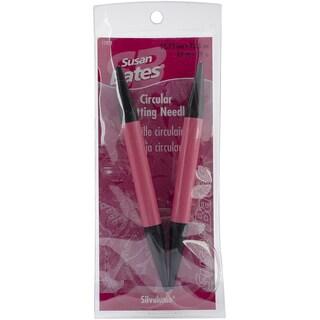 """Silvalume Circular Knitting Needles 29"""""""