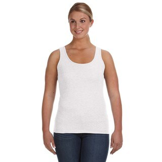 Lightweight Women's White Tank