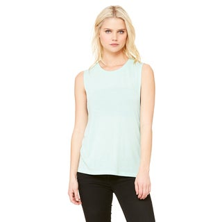 Flowy Women's Mint Scoop Muscle Tank