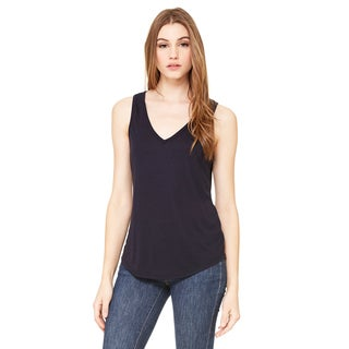 Flowy Women's Midnight V-Neck Tank