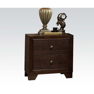Espresso Madison Nightstand