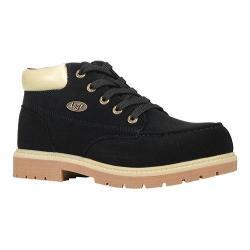 Men's Lugz Loot SR Boot Black/Cream/Gum Leather