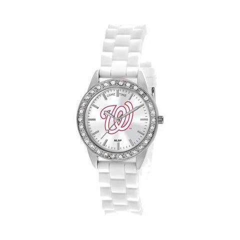 Women's Game Time Frost Series MLB Washington Nationals
