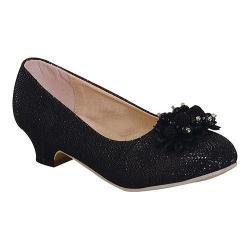 Girls' Da Viccino Aury-K Ornamented Pump Black
