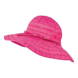 Girls' San Diego Hat Company Floppy RBK3078 Hot Pink