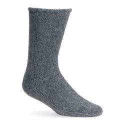 Acorn Versa Fit Socks Charcoal Fleece