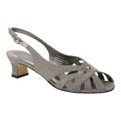 Women's Ros Hommerson Pearl Slingback Silver Iridescent Glitter