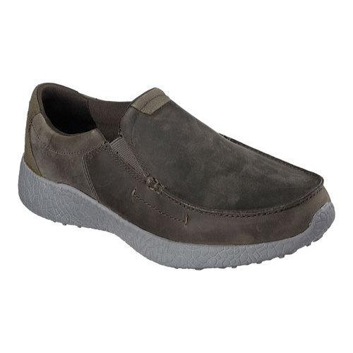 b4a98981f0ed Shop Men s Skechers Burst Valid Loafer Charcoal - Free Shipping Today -  Overstock - 12023762