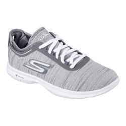 Women's Skechers GO STEP Vast Walking Shoe Gray