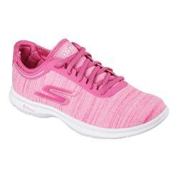 Women's Skechers GO STEP Vast Walking Shoe Hot Pink