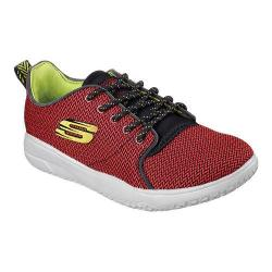Boys' Skechers Isotope Sneaker Red/Black