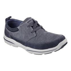 Men's Skechers Relaxed Fit Harper Lenden Oxford Navy