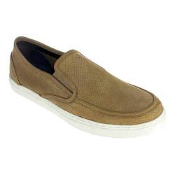 Men's Crevo Aerox Slip-on Sneaker Tan Leather