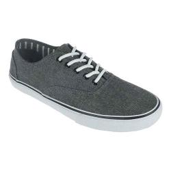 Men's Crevo Captain Sneaker Black Chambray