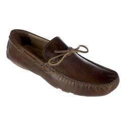 Men's Crevo Kroozer Driving Moc Chestnut Brown Leather