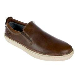 Men's Crevo Tolan Slip-on Shoe Chestnut Leather