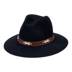 Women's San Diego Hat Company Knit Fedora KNH8011 Black