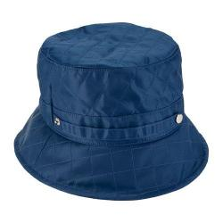 Women's San Diego Hat Company Quilted Rain Hat SDH3402 Navy
