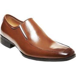 Men's Steve Madden Safety Slip On Tan Leather