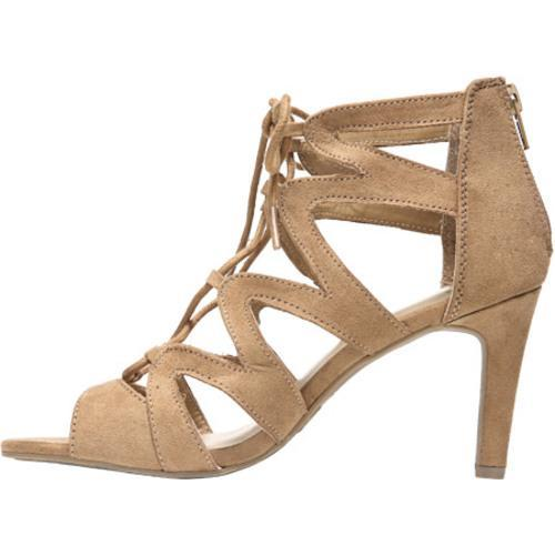 Shop Women S Fergalicious Heartthrob Sandal Brulee