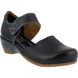 Women's L'Artiste by Spring Step Gloss Mary Jane Black Leather