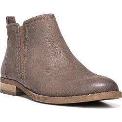 Women's Franco Sarto Hancock Ankle Boot Mushroom Ranch Leather/Elastic