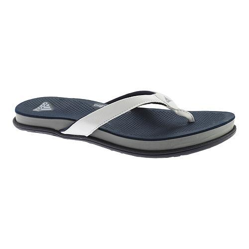 5cea7c111 Shop Women s adidas Supercloud Plus Thong Sandal Collegiate Navy Prism  Blue FTW White - Free Shipping On Orders Over  45 - Overstock - 12043425