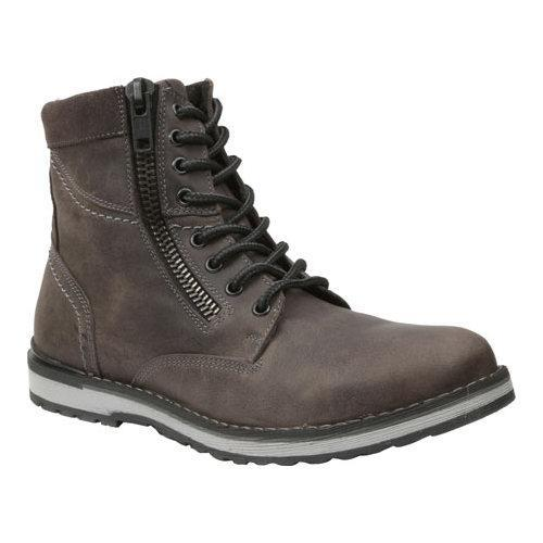 d27f5700ecc Men's GBX Dern Boot Gray Leather