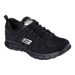Women's Skechers Synergy Look Book Walking Shoe Black