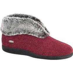Women's Acorn Chinchilla Bootie II Crackleberry|https://ak1.ostkcdn.com/images/products/123/604/P18918535.jpg?impolicy=medium